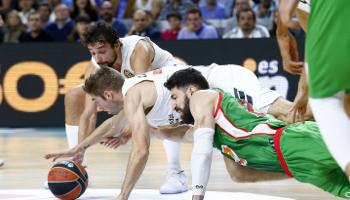 Baskonia Vitoria – Real Madrid: partido importante de cara a lo que vendrá