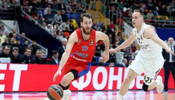 CSKA de Moscú – Real Madrid: el Final Four de la Euroliga presenta un cruce de cuotas gemelas