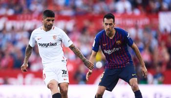 Barcelona – Sevilla: partidazo para cerrar la octava jornada de La Liga