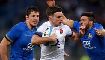 Inglaterra – Italia: ¿triunfo asegurado para el XV de la Rosa?