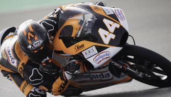 Moto3: con Arón Canet como sensación, la hermana menor del MotoGP comienza su actividad en Qatar