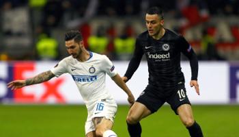 Inter de Milán – Eintracht Frankfurt: el Nerazzurro está obligado a ganar si quiere seguir en la Europa League