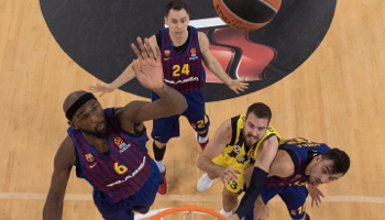 Fenerbahce – Barcelona: los culés visitan al líder en busca de una victoria para cerrar la fase regular con comodidad