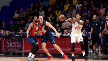 Baskonia Vitoria – Buducnost VOLI: la victoria en casa permitiría a los vascos pensar en los playoffs