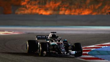Gran Premio de Bahrein: la Fórmula 1 vuelve a pasar una noche en el desierto