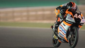 Moto3: Arón Canet y Jaume Masiá van por buenos resultados en Estados Unidos