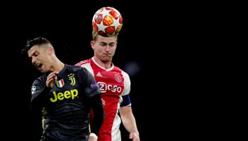 Juventus – Ajax: apasionante definición en los cuartos de final de la Champions League