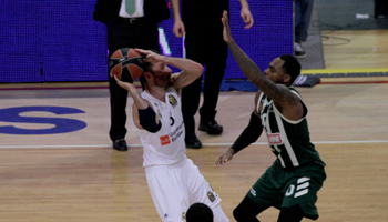 Real Madrid – Panathinaikos: el campeón quiere un triunfo en el comienzo de los playoffs
