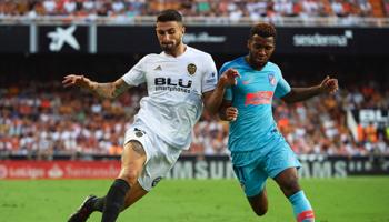 Atlético de Madrid – Valencia: ninguno de los dos tiene tiempo que perder