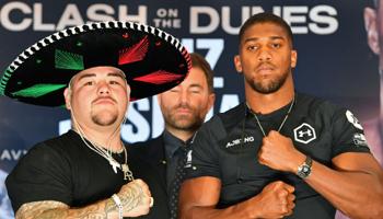 Andy Ruiz Jr. – Anthony Joshua II: tras la sorpresa de junio, este sábado hay revancha