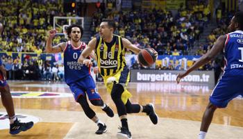 Fenerbahce – Anadolu Efes: duelo turco en la Final Four de la Euroliga