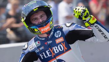 Moto2: Baldassarri parece invencible y buscará ratificarlo en el Gran Premio de Francia