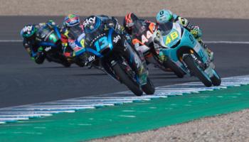 Moto3: Arón Canet es candidato a ganar en Le Mans