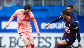Eibar – Barcelona: los culés no piensan volver a tropezar y apuntan al liderato