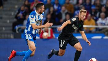 Málaga – Deportivo La Coruña: ¿hay lugar para que los Boquerones remonten la serie?