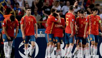 España – Bélgica: la roja necesita sumar para aspirar a obtener el pase a la fase final
