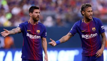 Los sudamericanos más destacados en Europa en la temporada 2018/2019