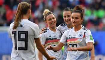 Alemania – Nigeria: comienzan los octavos de final del Mundial de Fútbol Femenino
