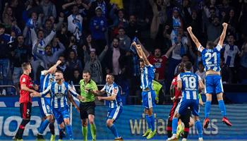 Mallorca – Deportivo La Coruña: Son Moix rugirá por una remontada en el partido más importante del año