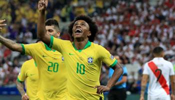 Brasil – Paraguay: la canarinha quiere deslumbrar en Porto Alegre