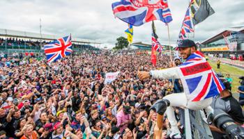 Fórmula 1: Hamilton buscará un récord histórico en Silverstone, ¿lo logrará?