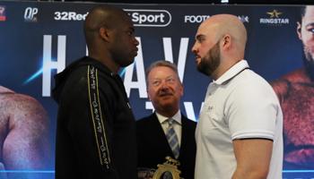 Dubois – Gorman: dos colosos del peso pesado británico luchan por bañarse de gloria y coronarse campeón