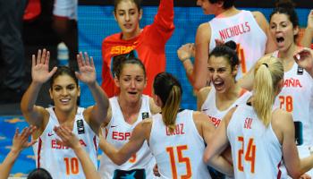 España – Rusia: en busca de las medallas en el Europeo femenino