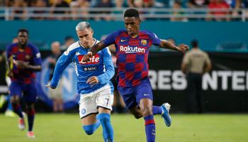 Nápoles – Barcelona: el equipo blaugrana pone a prueba su espíritu