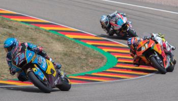 Moto2: Álex Márquez va a por la victoria en República Checa