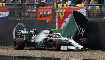 Fórmula 1: hay acción en Hungría y Hamilton quiere recuperarse del tropiezo