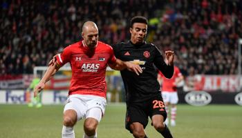 Manchester Utd-Az Alkmaar: los neerlandeses pondrán a prueba el débil liderato de los diablos rojos en la última jornada