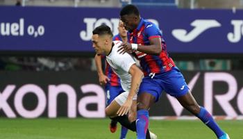 Sevilla-Eibar, Nervionenses quieren asegurar su plaza ante unos rivales acosados por el descenso