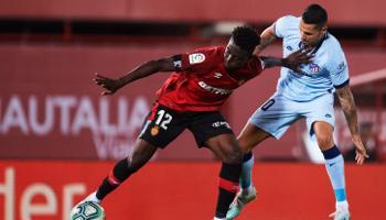 Mallorca – Espanyol, choque entre dos equipos inmersos en una mala racha de la que necesitan salir