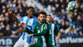 Espanyol-Leganés, una final en la parte baja de la tabla