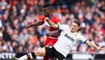 Granada-Valencia, dos equipos que no renuncian al sueño europeo