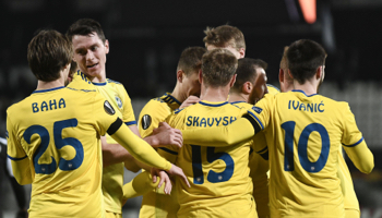 BATE Borisov – Slaviya-Mozyr: los visitantes llegan con ventaja al partido que definirá un finalista de la Copa de Bielorrusia