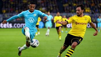 Wolfsburgo-Dortmund, los lobos buscarán frenar el ascenso de los negriamarillo