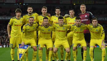 FC Smolevichi – BATE Borisov, realidades desiguales y un historial incontrastable