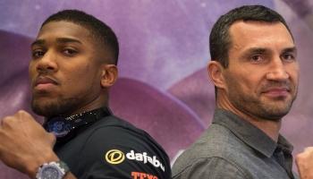 Identifiez les 6 défauts de Klitschko à exploiter par Joshua