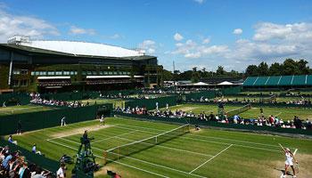 Wimbledon court gids: vind precies wat je zoekt