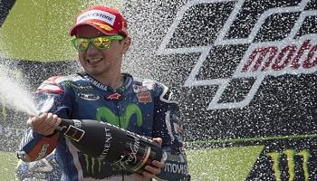 Les points et les pilotes du MotoGP