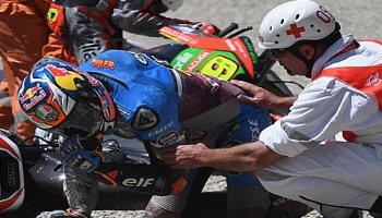 Moto GP veiligheid en straffen