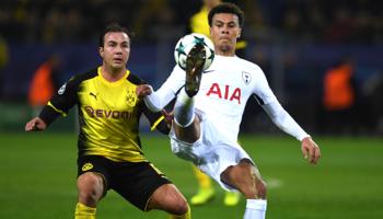 Tottenham – Dortmund : deux sérieux outsiders pour la victoire finale
