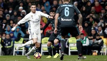 Pariez sur le choc entre le Real Madrid et la Real Sociedad !