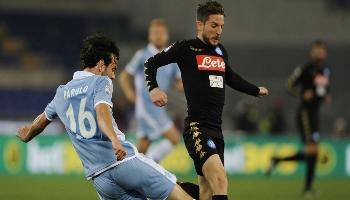 Naples – Lazio : pariez sur l'affiche de la Serie A !