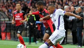 Toulouse – Guingamp : pariez sur un match à buts !