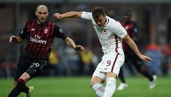 AS Rome – Milan AC ;:pariez sur le choc de la Serie A !