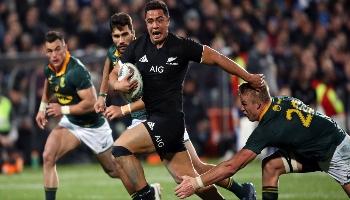 Afrique du Sud – Nouvelle-Zélande , comment revenir d'un 57/0 ; notre pronostic.