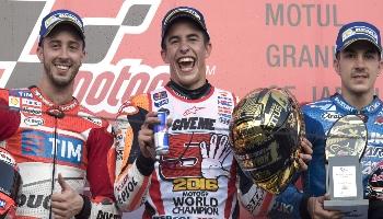 Moto GP au Japon : Marquez pourrait etre sacré dès Motegi