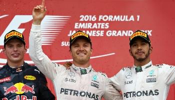 GP de F1 du Japon 2017, domination de Mercedes depuis 3 ans !